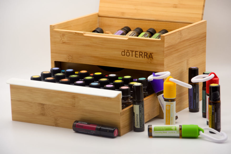 Esenciálne oleje doTERRA box