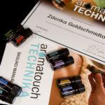 AromaTouch technika, esenciálne oleje doTERRA, AromaTouch masáž