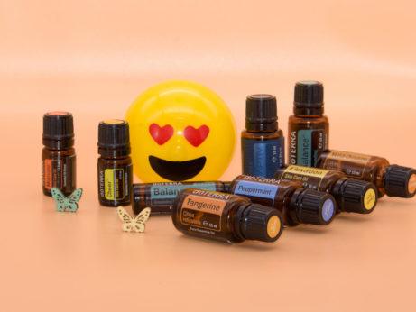 esencialne oleje doTERRA, psychicka pohoda, emočná rovnováha,