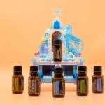 Esenciálne oleje doTerra, dýchanie, elza, ľadové kráľovstvo