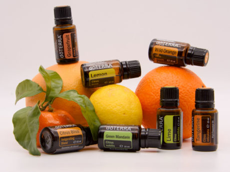 doTERRA citrus essential oils