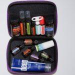 doTERRA, cestovná lekárnička, esenciálne oleje, cestovanie, dovolenka